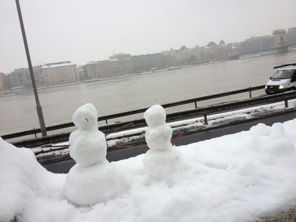 Snow People