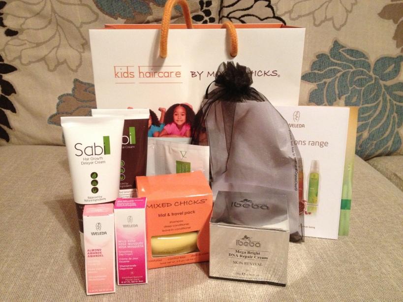 Essex-bloggers-goodie-bag