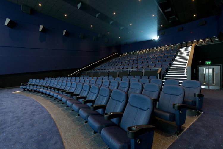 Odeon Cinema Fort KinnairdPicture: Alan Rennie